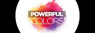 Powerful Colors Logo